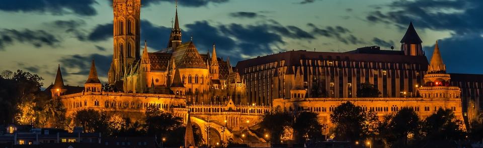 Strokovna ekskurzija: Budimpešta, Blatno jezero & opatija Zirc